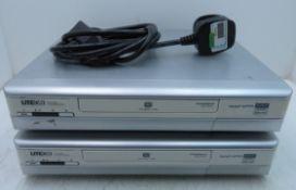 2x Liteon DD-A100X DVD Recorders