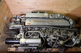 Yanmar RCD-6LY2X1 Diesel Boat Engine - 6LY2A-STP - 324kW (434HP) - Details in the description