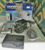 Olympus 790SW Waterproof and Shockproof Camera