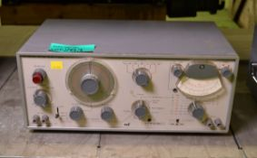 Marconi TF2331A Distortion Factor Meter