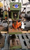 Startrite Mercury Pillar Drill 3Ph 415v