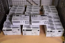 26x HP Color LaserJet CE254A Toner Collection Units