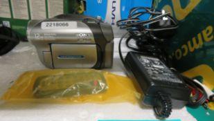 Sony Handycam DCR-DVD202E