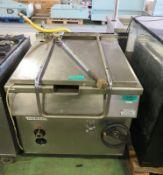 Hobart Bratt Pan - L800 x W1050 x H890mm