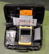 Fluke 199C Scopemeter Color 200 MHz 2.5GS/s