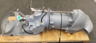 Hamilton 241 Marine Water Jet Engine - This unit is a clean example good overall condition