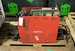 Murex Transtig AC/DC 353i Welder - L570 x W300 x 560mm - AS SPARES OR REPAIRS