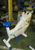 Monark Ergomedic 828E medical exercise bike