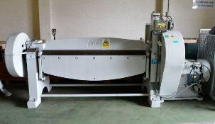Frost 375 Industrial Sheet Metal Folding Machine