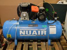 Nuair B3800B/200 FM3 UK Air Compressor LT200 - 240V - 200LTR tank