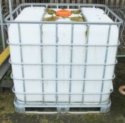 Intermediate bulk container - 1000LTR in frame