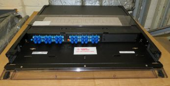 OCC 24F Preterm Electrical Cabinet Chassis-Black
