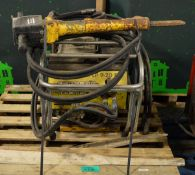 Atlas Copco LP 9-20 hydraulic power pack - Honda Diesel engine, Atlas Copco Jack Hammer
