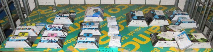 HP Photosmart Ink Cartridge - Please see description for colours/types