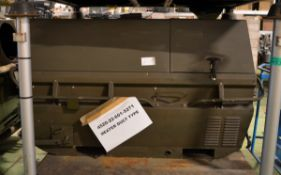 Dantherm VA-M 40 Duct Heater Unit Diesel