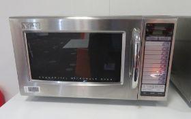Sharp R-21ATP 1000W Microwave.