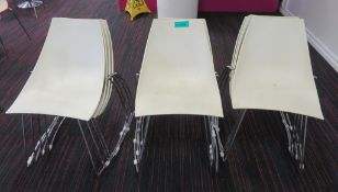 12x Canteen Chairs.