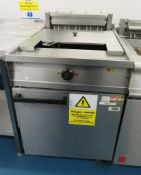 Flacon E1860 Twin Basket Fryer 400-415V.