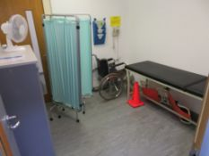 Contents Of A First Aid Room. See Pictures.