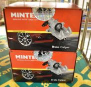 Mintex 133 72 231M & 133 72 193M Brake Calipers - please see pictures for examples of models