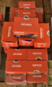 Various Mintex Brake Pads - please see pictures for examples of make and model numbers