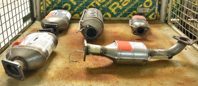 Catalytic Converters - please see pictures for examples of make and model numbers