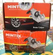 Mintex MBC1087R & MBC1264L Brake Calipers - please see pictures for examples of make and models