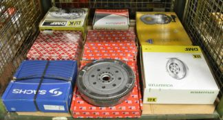 Various Clutch Kits & Dual Mass Flywheels - please see pictures for examples of make and models
