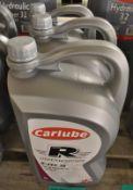 3x Carlube Triple R Fully Synthetic R-Tec 10 - 0W-30 Motor Oil - 5L