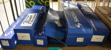4x Sachs & 2x GBA Premier Shock Absorbers - please see pictures for examples of makes