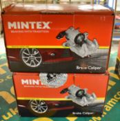 Mintex MBC1377L & MBC1039R Brake Calipers - please see pictures for examples of make and models