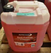 Autochem Antifreeze & Coolant - 20L