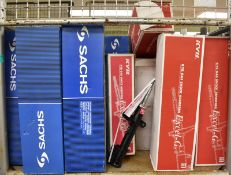Shock Absorbers - Sachs, KYB - please see pictures for examples of make and model numbers
