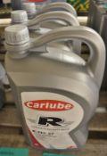 3x Carlube Triple R Fully Synthetic R-Tec 27 - 5W-40 Motor Oil - 5L