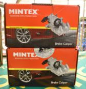 Mintex MBC1379L & 133 72 093M Brake Calipers - please see pictures for examples of models