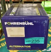 Fohrenbuhl FA5001 Alternator