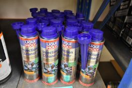 15x Liqui Moly Injection Cleaner - 300ml