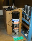 5x Liqui Moly Diesel Intake System Cleaner - 400ml