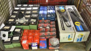 Rear Shock Absorbers, Wheel Bearing Kits, CV Joints, Boot Kits, Anti-roll bar links
