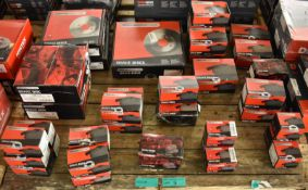 Drivemaster Brake Discs & Pads - please see pictures for examples of make and model number