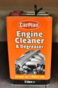 2x Carplan Engine Cleaner & Degreaser - 5L