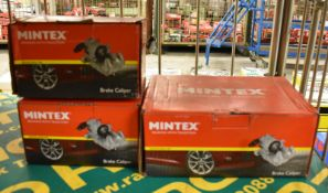 Mintex MBC1438R, 133 72 236M & 13370027M Brake Calipers - please see pictures for examples