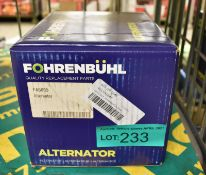 Fohrenbuhl FA5005 Alternator