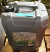 G Force Fully Synthetic 5W-30 Motor Oil - C3 - 20L
