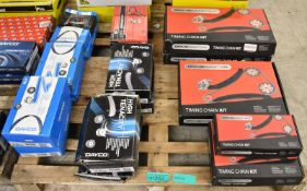 Various Timing Belt Kits & Gates Powergrip Kit - Dayco, Drivemaster - please see pictures