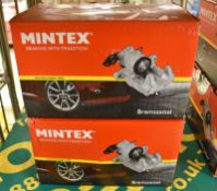 Mintex 13369021M & 13370019M Brake Calipers - please see pictures for examples of make and models