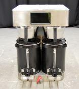 Electrolux EPBC2W2UK PrecisionBrew Double Coffee Brewer