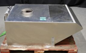 Rational 60.72.313 Extractor Hood for SCC 61/101 electric models