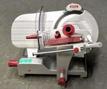 "Berkel BSPGL04011A0F 12"" Commercial Cooked Meat / Bacon Slicer, single phase electric"