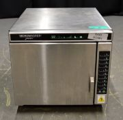 Menumaster Jetwave JET514U High Speed Compact Oven, single phase electric